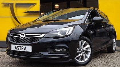 Opel Astra Innovation 5-deurs nu met €7.500,- korting