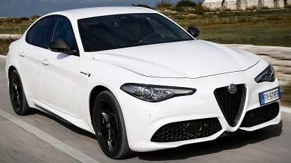 Alfa Romeo Giulia 2020 nu met €1.250,- korting