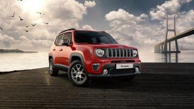 Bekijk Jeep Renegade Limited nu met €4.000,- korting