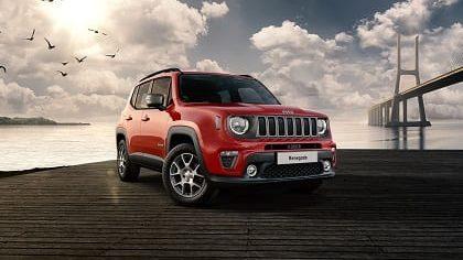 Jeep Renegade Limited nu met €4.000,- korting