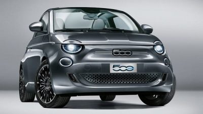 Bekijk Nieuwe Fiat 500 La Prima