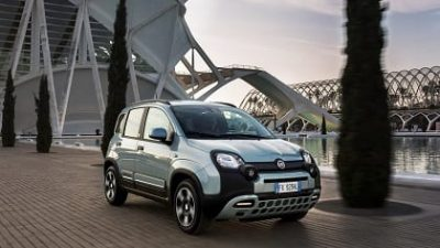 Bekijk Fiat Panda - City Cross Hybrid
