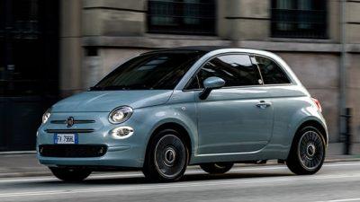 Fiat 500 Cabrio Hybrid