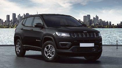 Jeep Compass Sport 2020 nu met €1.500,- korting