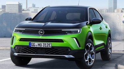 Opel Mokka-e (nieuw)