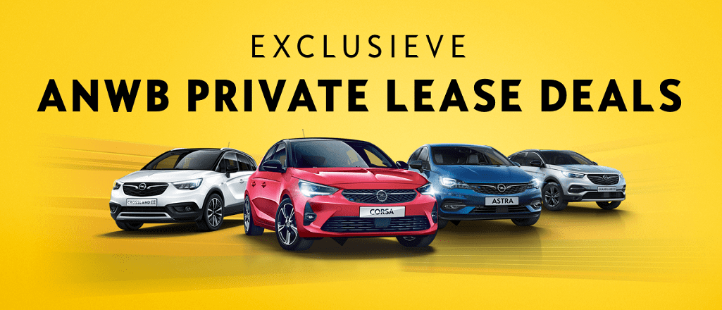 ANWB PRIVATE LEASE DEALS