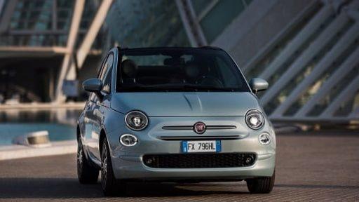 Fiat 500 Fiat 500 Cabrio Star Hybrid