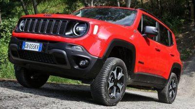 Jeep Renegade 4xe (nieuw)