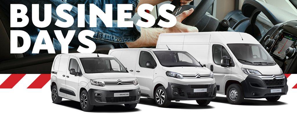 Citroën Business Days