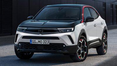 Opel Mokka (nieuw)