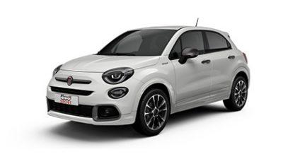 Bekijk Fiat 500X Sport automaat nu met € 5.750,- korting!