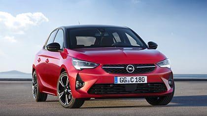 Opel Corsa Elegance 1.2 Turbo 100pk nu met €4.170,- korting