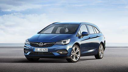 Opel Astra Sports Tourer Edition automaat nu met 7.000,- korting