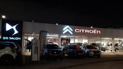Bekijk Overname Motorhuis Rotterdam