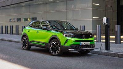 Bekijk Opel Mokka-e demo Business Elegance met € 3.970.- fiscaal voordeel/korting