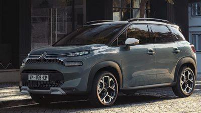 Citroën C3 AIRCROSS SUV (nieuw)