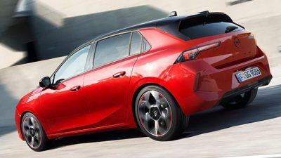 Opel Astra (nieuw)