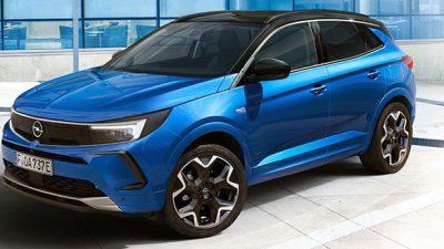 Opel Grandland (nieuw)