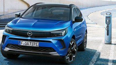 Opel Grandland Hybrid (nieuw)